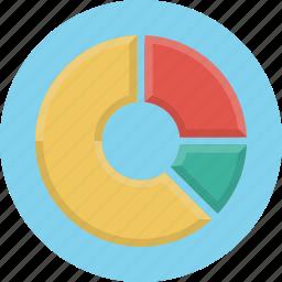 analytics, diagram, graph, statistics, web icon