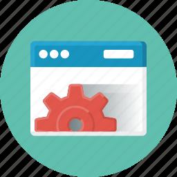 optimization, web, web optimization, website icon