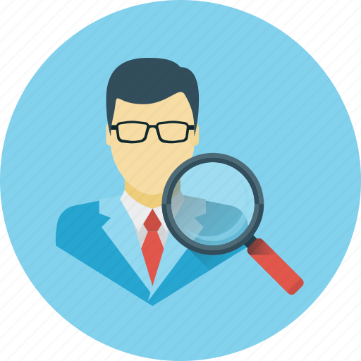Audit, search, usability, magnifier, usability audit icon - Download on Iconfinder