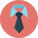 business, presentation, tie, vip icon