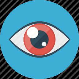 eye, identities, view, visual, visual identities icon