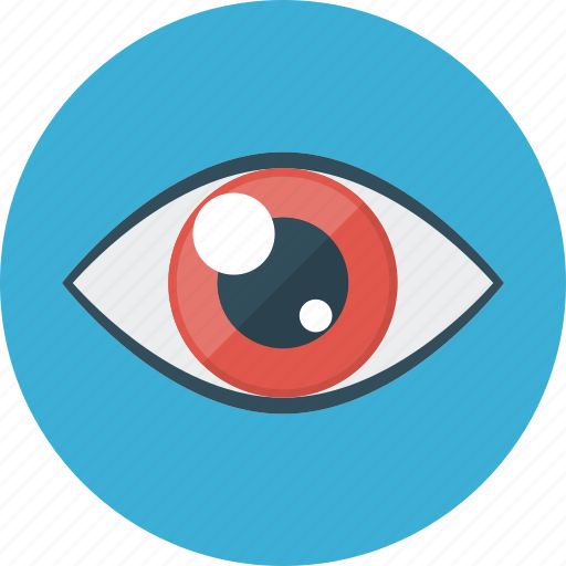 Identities, visual, eye, view, visual identities icon - Download on Iconfinder