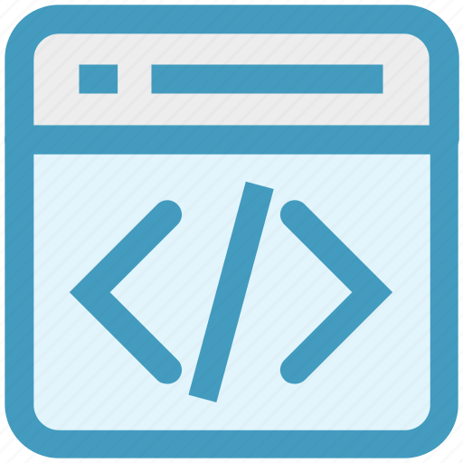 code, html, page, programming, seo, web page, website icon