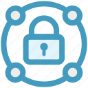 lock, password, protection, safety, secure, seo, ssl icon