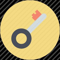 key, lock key, locked, password, security symbol icon