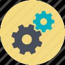cog, cogwheel, gear wheel, gears, setting