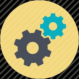 cog, cogwheel, gear wheel, gears, setting icon