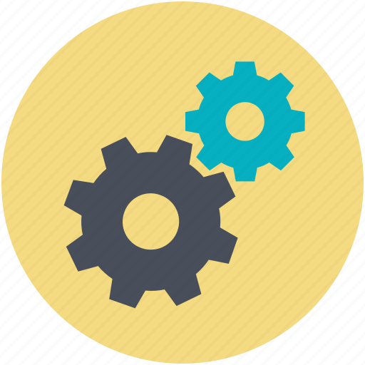 Cog, cogwheel, gear wheel, gears, setting icon - Download on Iconfinder