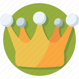 crown, king, premium, queen, royal icon