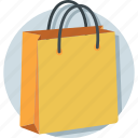 bag, globe, shopper bag, shopping bag, tote bag icon