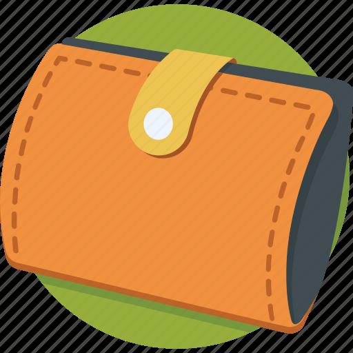 billfold wallet, pocket purse, pocketbook, purse, wallet icon