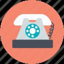 communicate, dial, landline, retro phone, telecommunication, telephone, telephone set