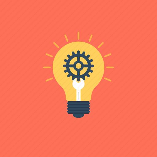 creative idea, creative services, creativity, imagination, innovation icon