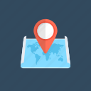 gps pointer, local business, local search marketing, local seo, map navigation icon
