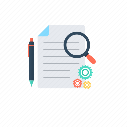 data driven seo, seo analysis, seo audit, seo report, website performance icon