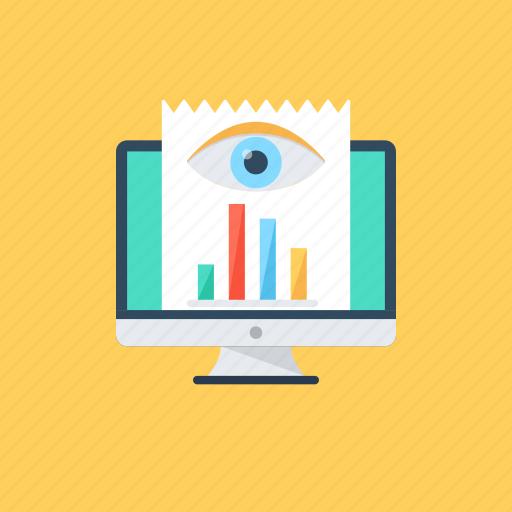 monitoring and reporting, seo analyzer, seo monitoring, seo optimization, website performance icon