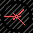 clock icon, deadline, productivity, time management icon