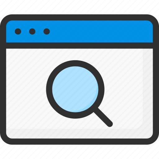 browser, marketing, network, search, seo, web icon
