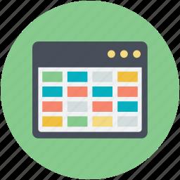 application, browser, entertaiment, social blog, web app, web widgets, website icon