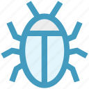 antivirus, bug, crawler, internet, seo, virus, web icon