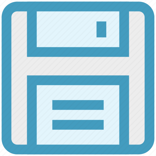 disk, diskette, floppy, floppy disk, guarder, save icon