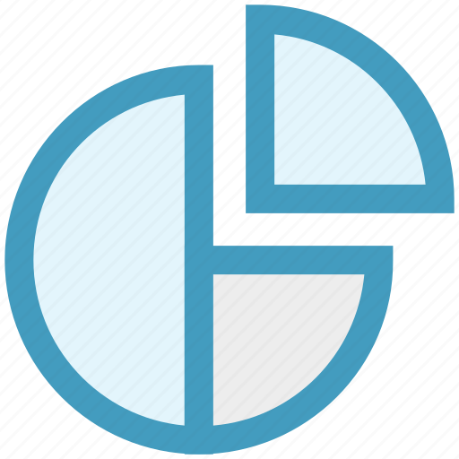 business, graph report, pie chart, pie graph, seo, seo graph, statistic icon
