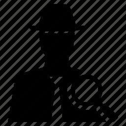 black hat, black hat hacker, black hat seo, detective, seo, spy, spying icon