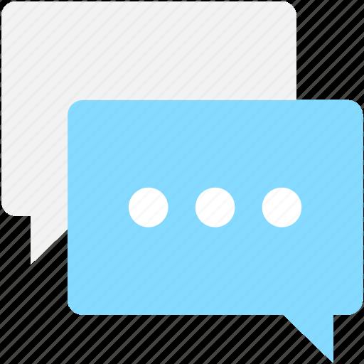 chat balloon, chat bubble, chatting, speech balloon, speech bubble icon