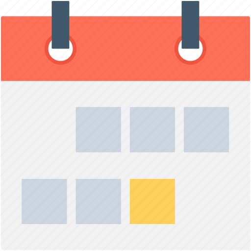 Calendar, calendar date, date, day, yearbook icon - Download on Iconfinder