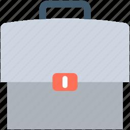 bag, briefcase, case bag, documents bag, portfolio icon
