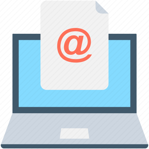 Communication, email, email marketing, laptop, mail icon - Download on Iconfinder