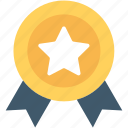 badge, quality, quality badge, ranking, star badge icon