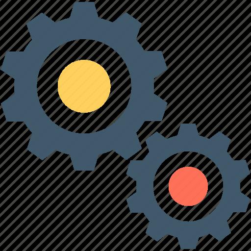 cog, cogwheel, gear, gear wheel, settings icon
