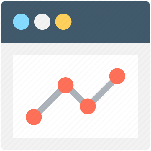 graph web, growth graph, online graph, seo graph, statistics icon