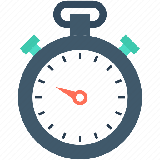chronometer, time counter, timekeeper, timepiece, timer icon
