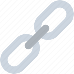 backlink, chain link, hyperlink, link, web link icon