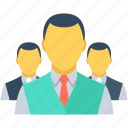 group, human resource, people, staff, team icon