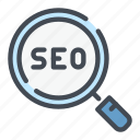 find, loupe, magnifier, search, seo