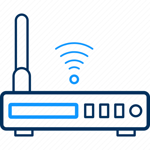 router, wireless icon