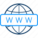 internet, web, www icon