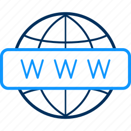 internet, web, www icon