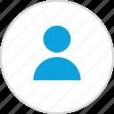 login, profile, seo, user icon