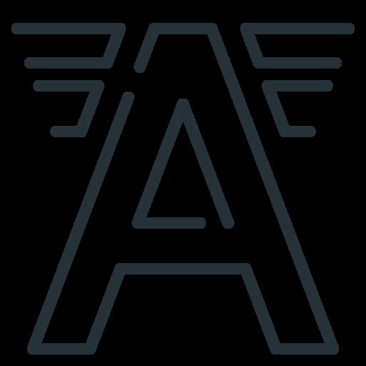 Font, letter, logo icon - Free download on Iconfinder