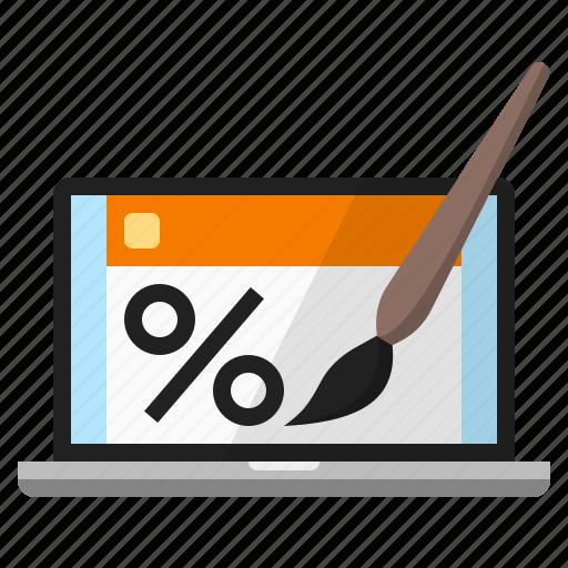 affordable web design, cheap web design, low price web design, web design icon