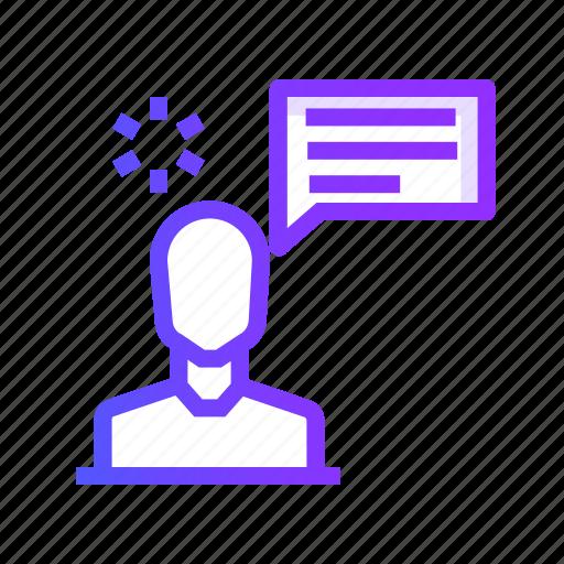 customer, customers, service, services, testimonials icon