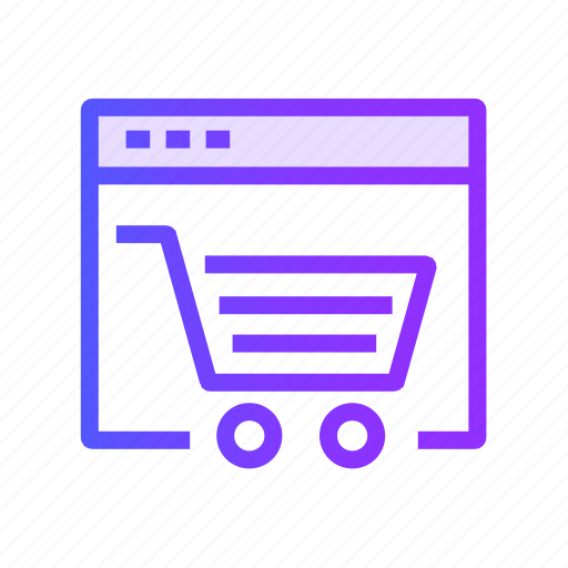 commerce, delivery, ecommerce, shopping, solution icon