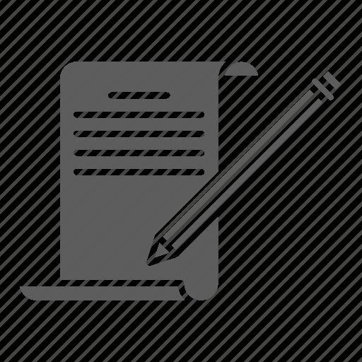 article, content, optimization, seo, web icon
