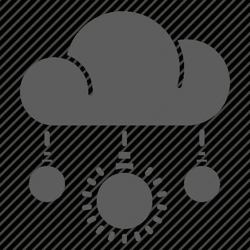 cloud, creative, idea, optimization, seo, web icon