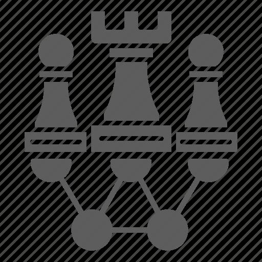 chess, internet, marketing, optimization, seo, strategy, web icon