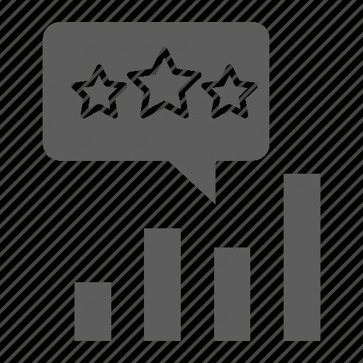 chart, management, optimization, reputation, seo, web icon